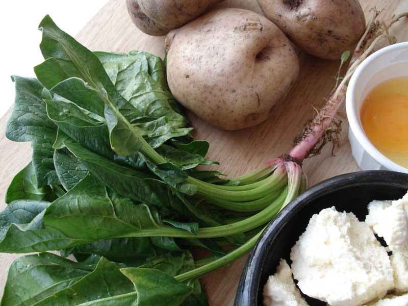 Gnocchi de ricotta y espinacas